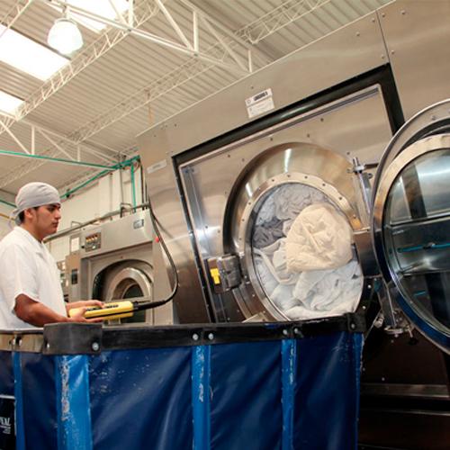 productos de lavandería industrial